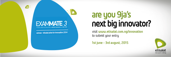 Etisalat Announces 2015 Prize For Innovation Competition