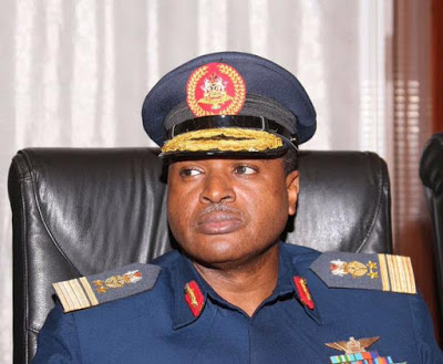 Sadique Abubakar-Chief of Air Staff