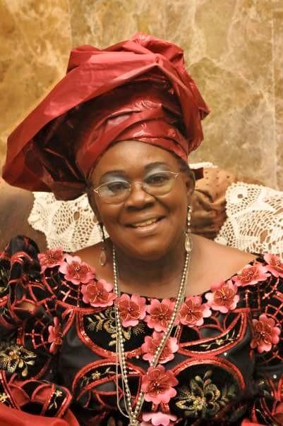 Late Mrs Chinyere Asika