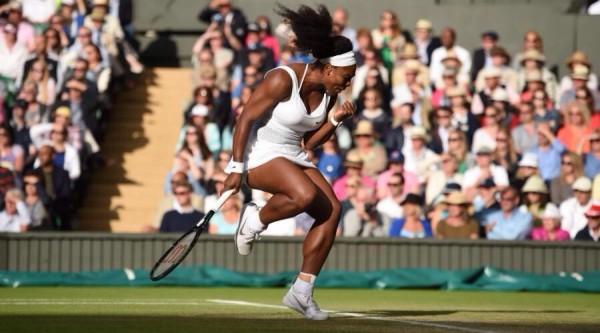 Serena Williams Beat Victoria Azarenka to Take His Grand Slam Winning Streak to 26 Games. Image: AELTC.