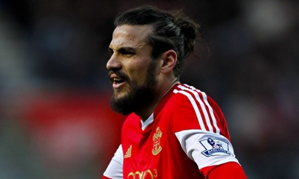 Dani Osvaldo Ended His Relationship With Southampton Early July. Image: Getty.