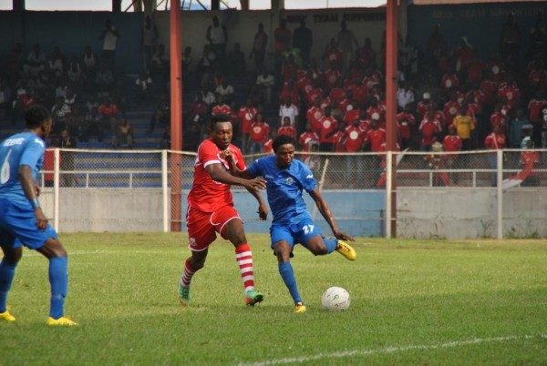 Enyimba are On An Eight-Game Winning Run and Trail Glo Premier League Leaders Sunshine Stars By Goal Difference. Image: Enyimba FC.
