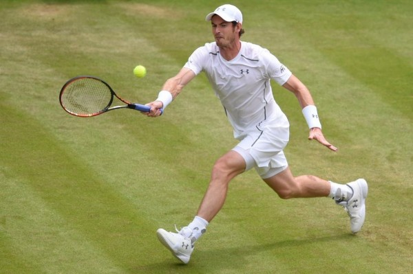 Andy Murray Keeps Hopes of Winning a Second Wimbledon Title Alive. Image: AELTC.