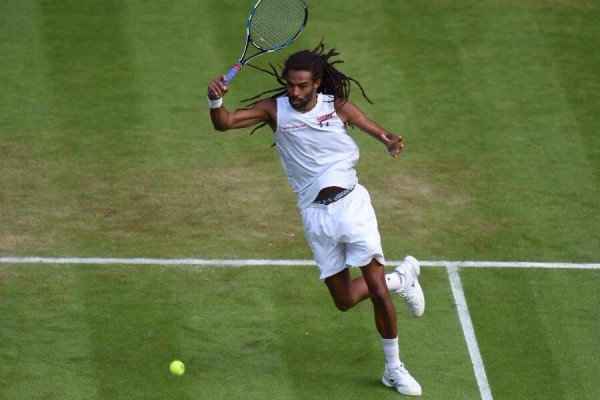 Dustin Brown Through to the Thord Round of Wimbledon for a Second Time after Beating Rafael Nadal. Image: AELTC.