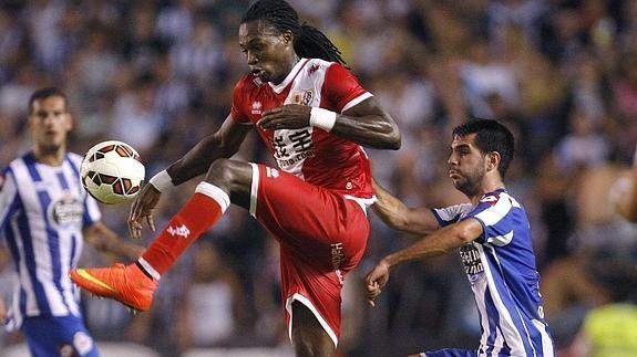 Manucho Will Remain at Rayo Until 2017.