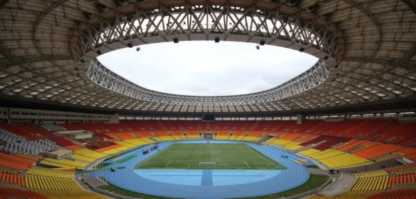 The Luzhniki Stadium Hosted the 2013 IAAF World Championships and the 2008 Uefa Champions League Final amongst Others.