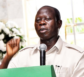 Oshiomhole Reacts As Nigerians Dominate FBI's Massive Bust Of Online Fraudsters
