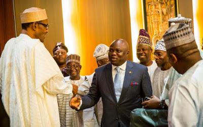Ambode-Buhari