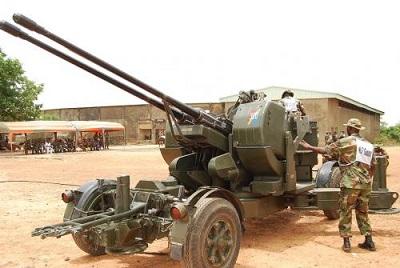 Artillery Corps