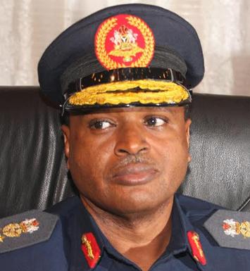 Chief of Air Staff, Air Marshal Sadique Abubakar
