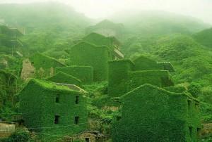 Houtou-Wan-village