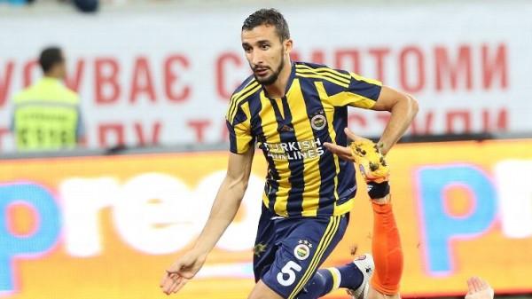 Mehmet Topal's Vehicle Shot at On His Way Back from Training With His Team-Mate. Image: Getty.