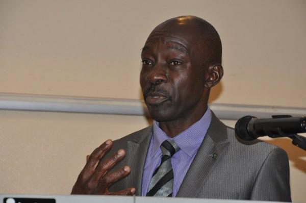 Mr. Samuel Ukura, Auditor-General of the Federation
