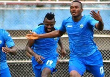 Enyimba Striker Christian Obiozor Out for One Month.