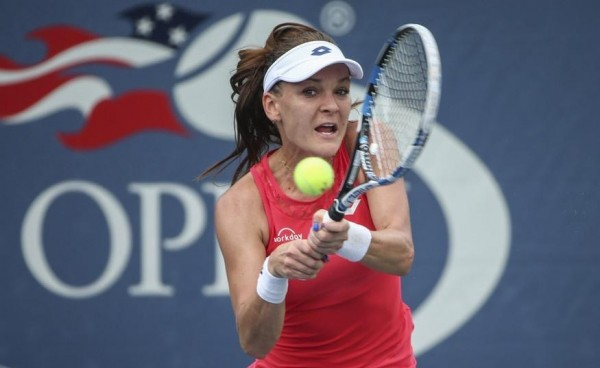 Ekaterina Makarova Made a Light Work of Her 1st Round Match at the U.S. Open to Maintain Her Progress. Image: twitter/USOpen.