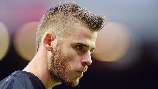 David De Gea Has One Year Left in His Current Contract at Man Utd. Image: EPA.