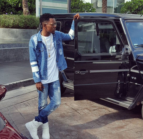 Patoranking Buys New Mercedes G-Wagon?!? - INFORMATION NIGERIA