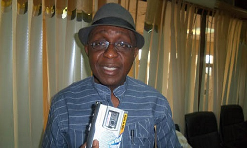 ASUP leader-Asomugha Chibuzor