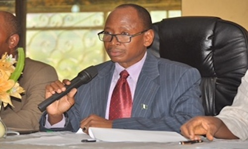 Accountant-General of the Federation, Ahmed Idris