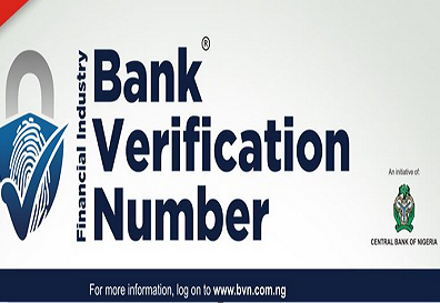 Bank Verification BVN