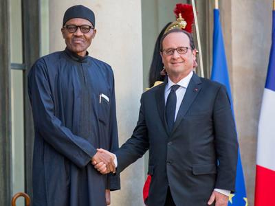 Buhari-Hollande