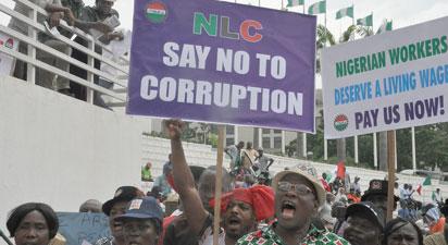 NLC-Anti-corruption rally