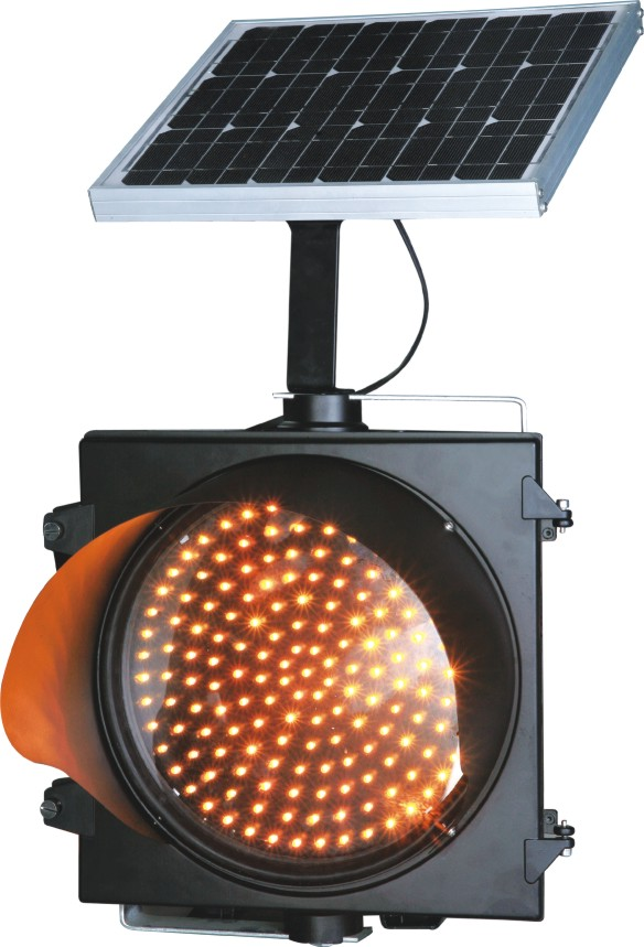 Solar-Traffic-Light-STL011-