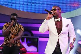 Wande Coal and Don Jazzy