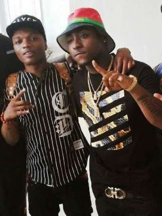 Wizkid Blast Davido Again (See What He Wrote) - Information Nigeria