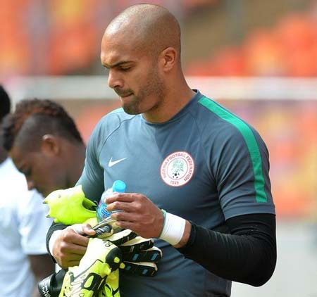 Carl Ikeme Has Kept Two Clean Sheets for the Nigeria National Team Since His Debut against Tanzania in Dar es Salaam.