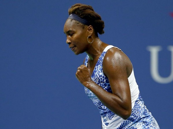 Venus Williams is Back in the Last-8 of the US Open for the First Time Since 2010, image: Getty via USTA.