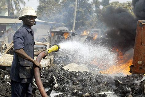nigeria-Fire-Service