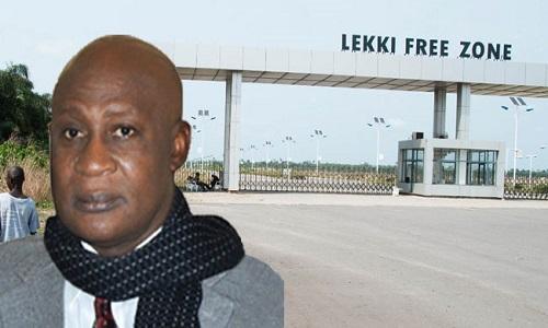 Managing Director of Lekki Free Trade Zone-Tajudeen Disu