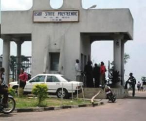Osun State Polytechnic, Iree