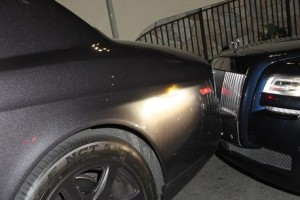Tyga-Kylie-Jenner-Involved-In-Auto-Crash-Photos
