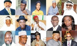 ministerial nominees
