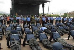 Image result for Nigeria Police Officers Wives undergo three-day training on Food safety