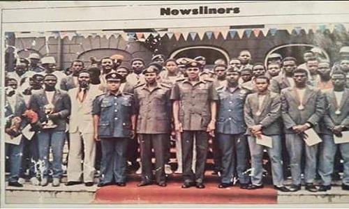 BUHARI-GOLDEN EAGLETS-1985