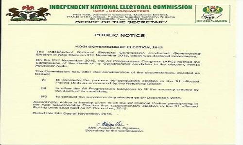 INEC-Kogi