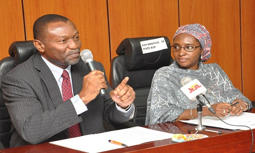 Minister of Budget and Planning-Udoma Udo-Udoma