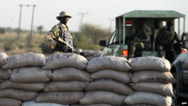 Nigerian-army-checkpoint-in-Borno
