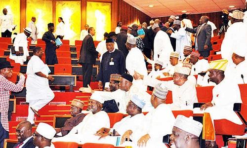Rowdy-Senate-session