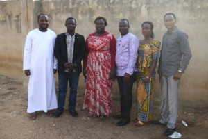 TFAA Team with Hub lead and members - Mubi Hub