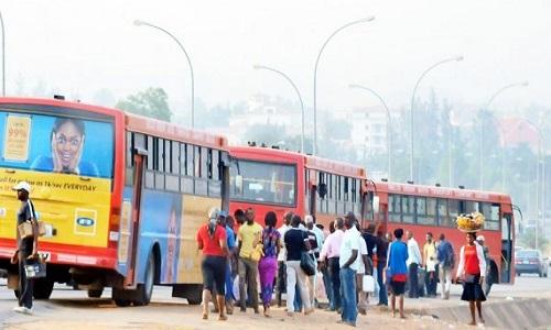 Abuja Mass Transport Buses