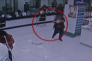 Irate-bank-customer-pours-pot-of-poop-on-counters-floor