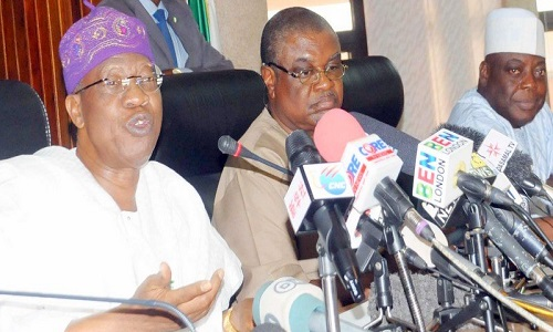 Minister of Information and Culture-Lai Mohammed