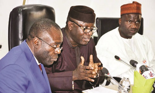 Minister of Solid Minerals-Kayode Fayemi