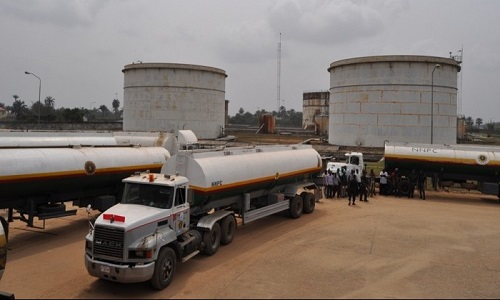 NNPC-Petrol-Tankers