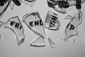 Broken friendship