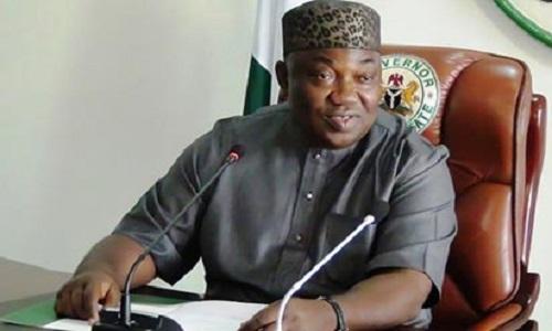 Ifeanyi Ugwuanyi-APC-Enugu